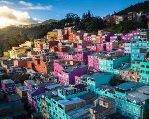 קולומביה פורסת כספומטים של ביטקוין